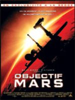 Affiche Objectif Mars