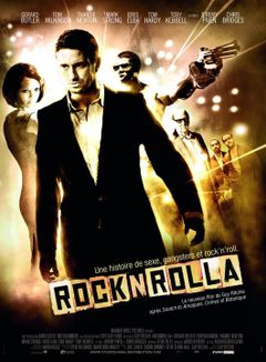 Affiche RockNRolla