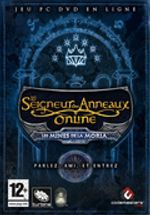 Jaquette Le Seigneur des Anneaux Online : Les Mines de la Moria