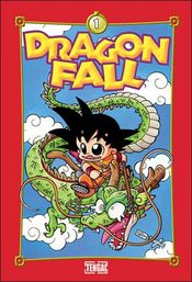 Couverture Dragon Fall
