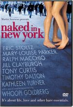 Affiche Naked in new york