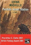 Couverture Perdido Street Station
