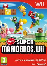 Jaquette New Super Mario Bros. Wii