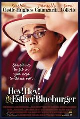 Affiche Hey Hey It's Esther Blueburger