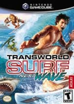 Jaquette TransWorld Surf: Next Wave