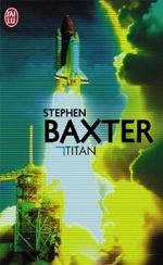 Couverture Titan - La Trilogie NASA, tome 2