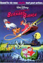 Affiche Les Aventures de Bernard et Bianca