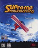 Jaquette Supreme Snowboarding