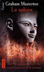Couverture Le Sphinx