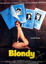 Affiche Blondy