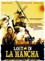 Affiche Lost in La Mancha