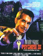 Affiche Psychose III