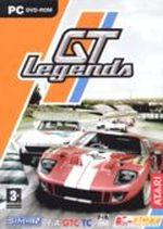 Jaquette GT Legends
