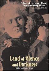 Affiche Le Pays du silence et de l'obscurité