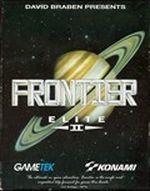 Jaquette Frontier : Elite 2