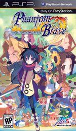 Jaquette Phantom Brave: The Hermuda Triangle