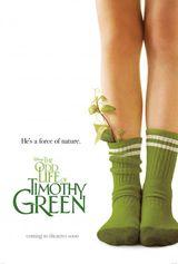 Affiche La Drôle de vie de Timothy Green
