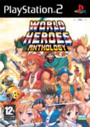 Jaquette World Heroes Anthology