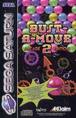 Jaquette Bust-A-Move 2 Arcade Edition