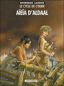 Couverture Aïeïa d'Aldaal - Le Cycle de Cyann, tome 3
