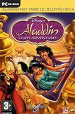 Jaquette Disney's Aladdin Chess Adventures