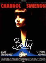 Affiche Betty