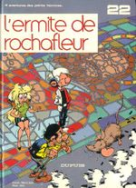 Couverture L'Ermite de Rochafleur - Les Petis hommes, tome 22