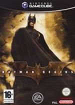Jaquette Batman Begins