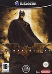 Jaquette Batman Begins