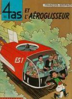 Couverture Les 4 As et l'aéroglisseur - Les 4 As, tome 2