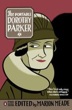 Couverture The Portable Dorothy Parker