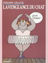 Couverture La Vengeance du Chat - Le Chat, tome 3