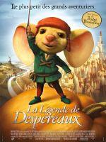 Affiche La Légende de Despereaux