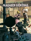 Couverture Charleston - Magasin général, tome 7