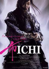 Affiche Ichi, la femme samouraï