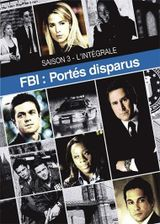 Affiche FBI : Portés disparus