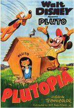 Affiche Plutopie