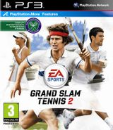 Jaquette Grand Chelem Tennis 2