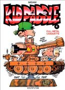 Couverture Full métal casquette - Kid Paddle, tome 4