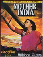 Affiche Mother India