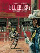 Couverture Tonnerre à l'ouest - Blueberry, tome 2