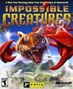 Jaquette Impossible Creatures