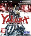 Jaquette Yakuza : Dead Souls