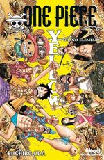 Couverture One Piece Yellow