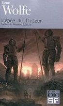 Couverture L'Épée du licteur - Le Livre du Nouveau Soleil, tome 3