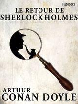 Couverture Le Retour de Sherlock Holmes - Sherlock Holmes, tome 6