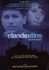 Affiche Clandestins