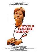 Affiche Docteur Françoise Gailland