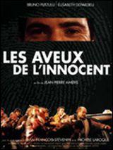 Affiche Les Aveux de l'innocent