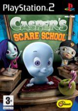 Jaquette Casper's Scare School